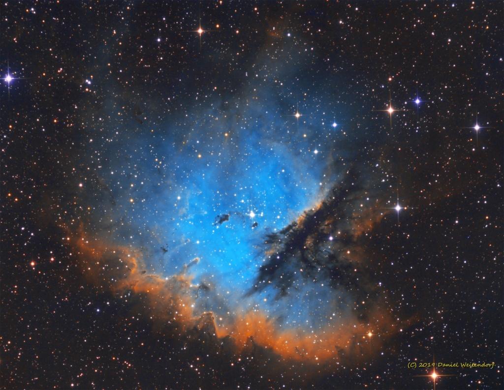 NGC 281 Pac-Man Nebula